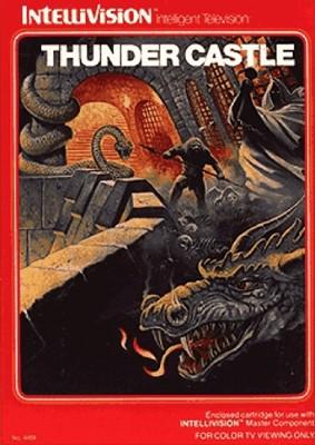 Thunder Castle Cover Art