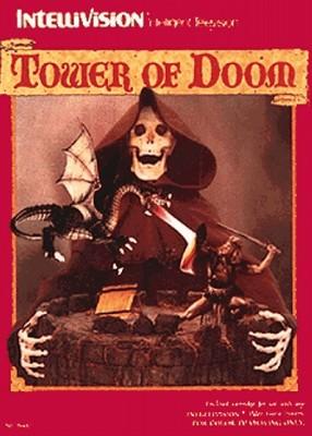 Tower of Doom Cover Art
