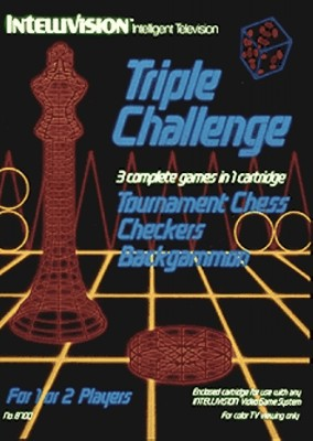 Triple Challenge Cover Art