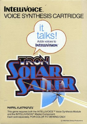 Tron Solar Sailer Cover Art