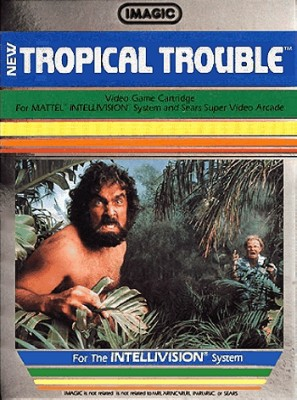 Tropical Trouble Cover Art
