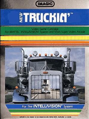 Truckin' Cover Art