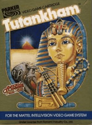 Tutankham Cover Art