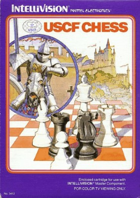 USCF Chess Cover Art