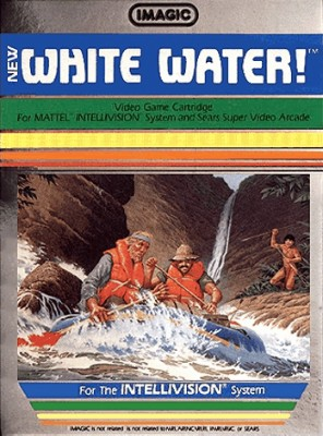 White Water! Cover Art
