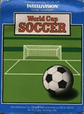 World Cup Soccer Cover Art