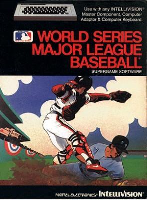 World Series Major League Baseball Cover Art