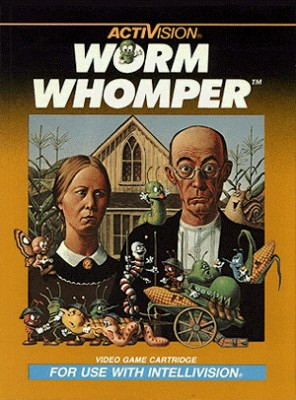 Worm Whomper Cover Art
