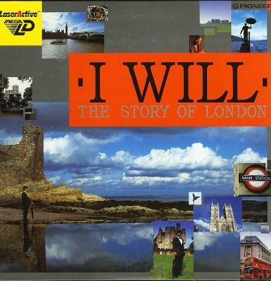 I Will: The Story of London Cover Art