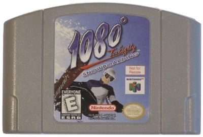 1080 Snowboarding [Not For Resale]