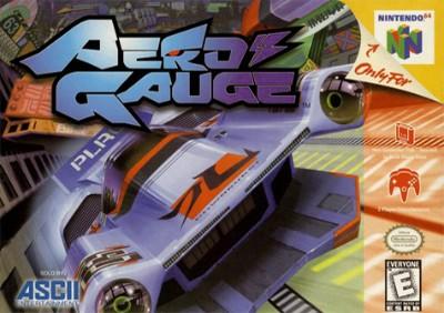 AeroGauge Cover Art