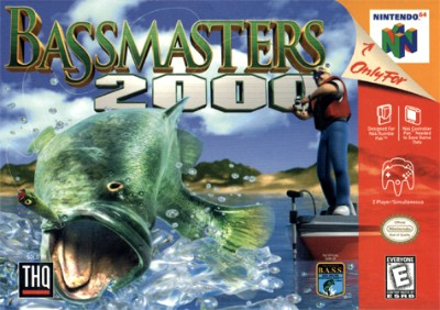 Bass Masters 2000 Cover Art