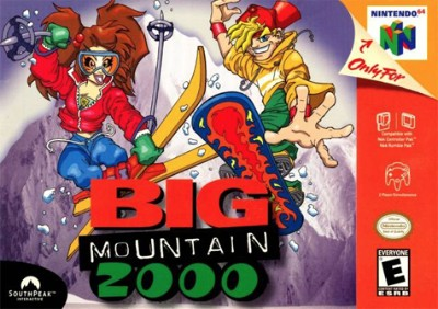 Big Mountain 2000 Cover Art
