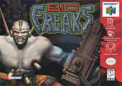 Bio FREAKS Cover Art