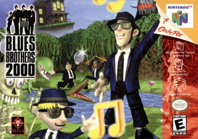 Blues Brothers 2000 Cover Art