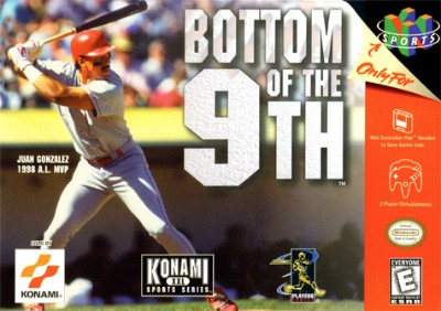 MLBPA Bottom Of The 9th Cover Art