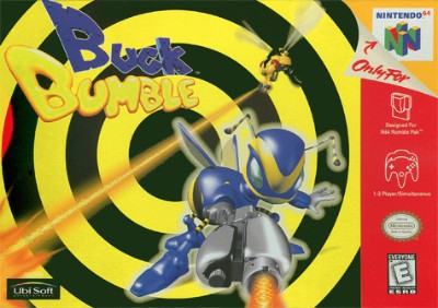 Buck Bumble Cover Art