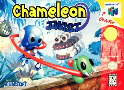 Chameleon Twist Cover Art