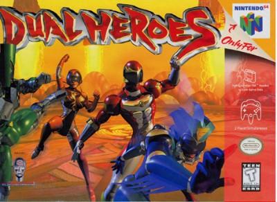 Dual Heroes Cover Art