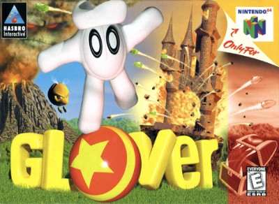 Glover Cover Art