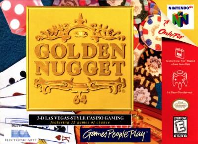 Golden Nugget 64 Cover Art