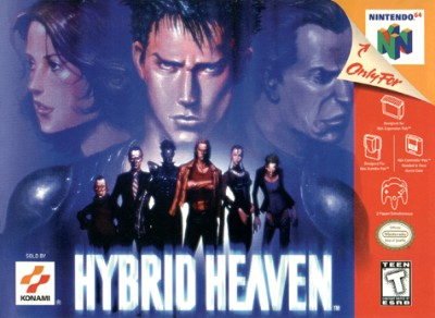 Hybrid Heaven Cover Art