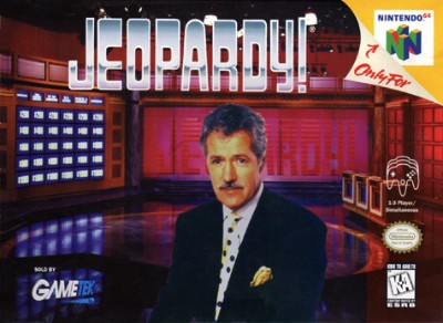 Jeopardy! Cover Art