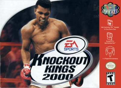 Knockout Kings 2000 Cover Art