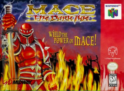 Mace: The Dark Age Cover Art