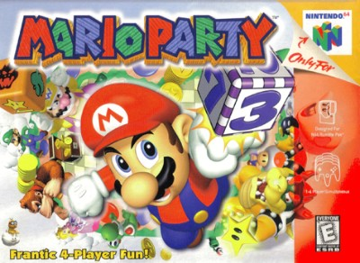 Mario Party [Not For Resale] Cover Art