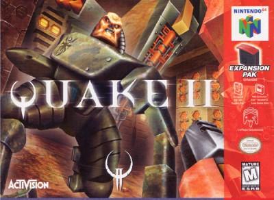 Quake II Cover Art