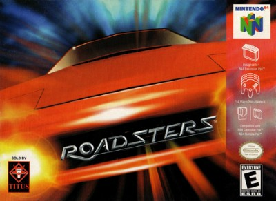 Roadsters Cover Art
