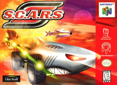 S.C.A.R.S. Cover Art