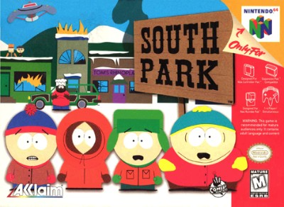 South Park Cover Art