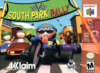 South Park Rally Cover Art