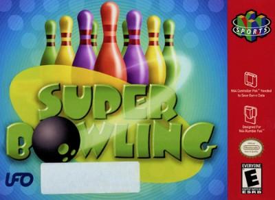 Super Bowling Cover Art