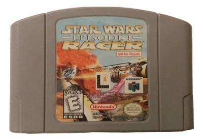 Star Wars Episode I: Racer [Not For Resale] Cover Art
