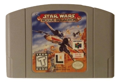 Star Wars: Rogue Squadron [Not For Resale] Cover Art