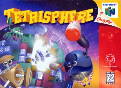 Tetrisphere Cover Art