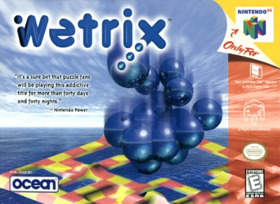 Wetrix Cover Art