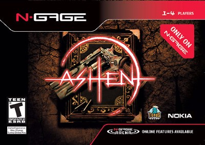 Ashen Cover Art