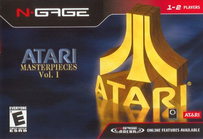 Atari Masterpieces Vol. 1