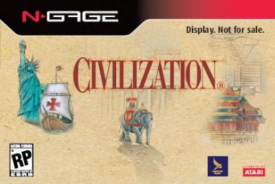 Civilization Cover Art