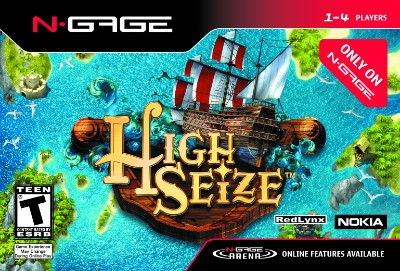 High Seize Cover Art