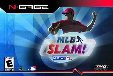 MLB Slam! Cover Art