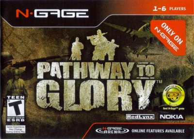Pathway to Glory Cover Art