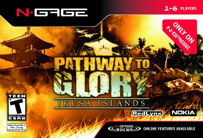 Pathway to Glory: Ikusa Islands Cover Art
