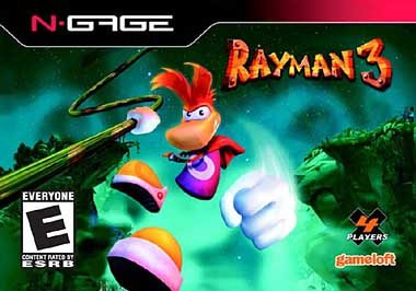 Rayman 3 Cover Art