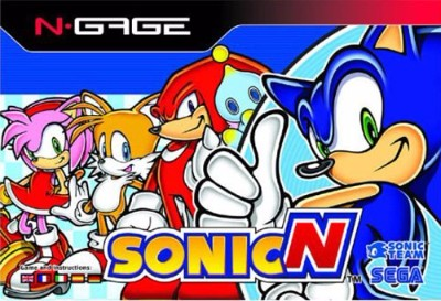 Sonic N Cover Art