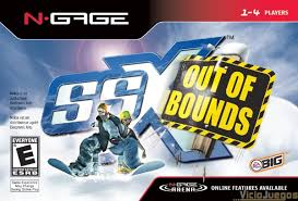 SSX: Out of Bounds Cover Art